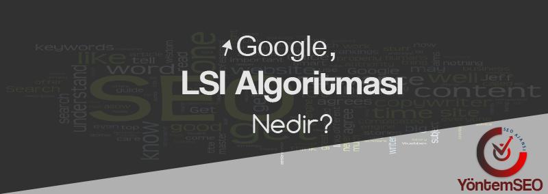 Google-LSI-Algoritmasi